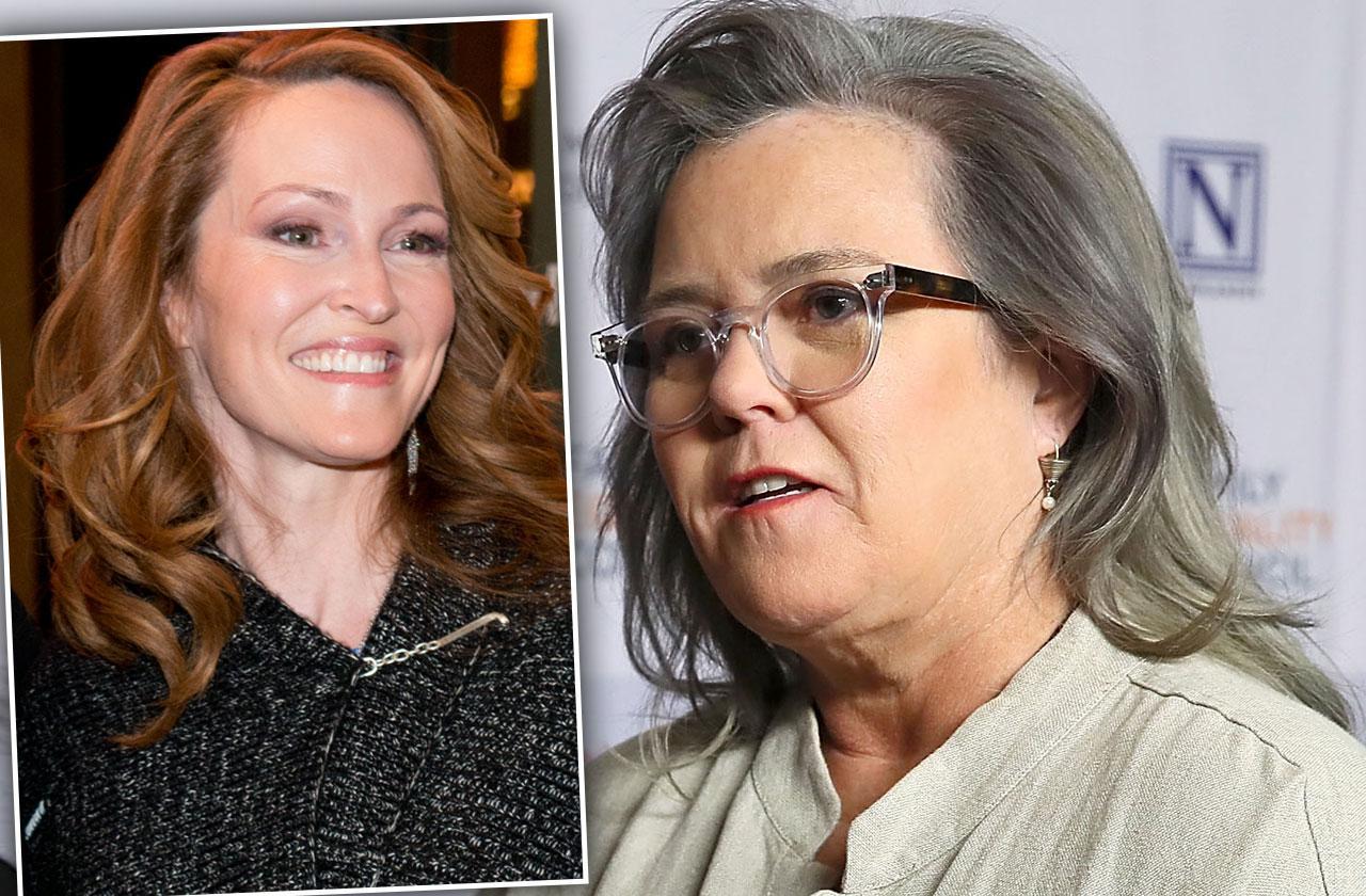 Michelle Rounds Mom Slams Rosie Odonnell Over Granddaughter Dakota
