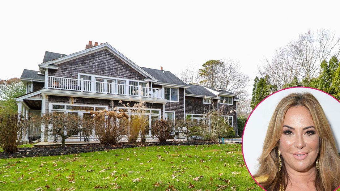Barbara Kavovit's hampton home.
