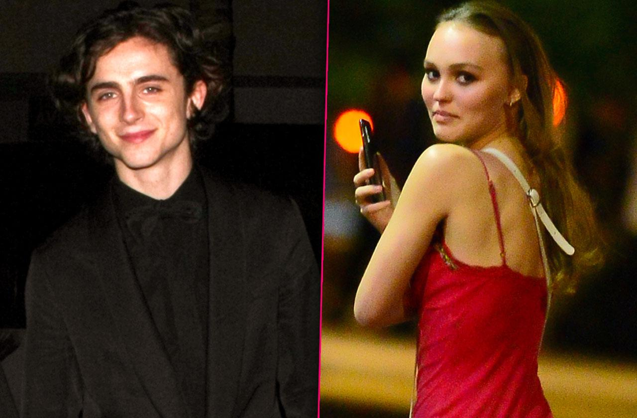 Lily-Rose Depp and Timothee Chalamet's Super Speedy Romance Revealed