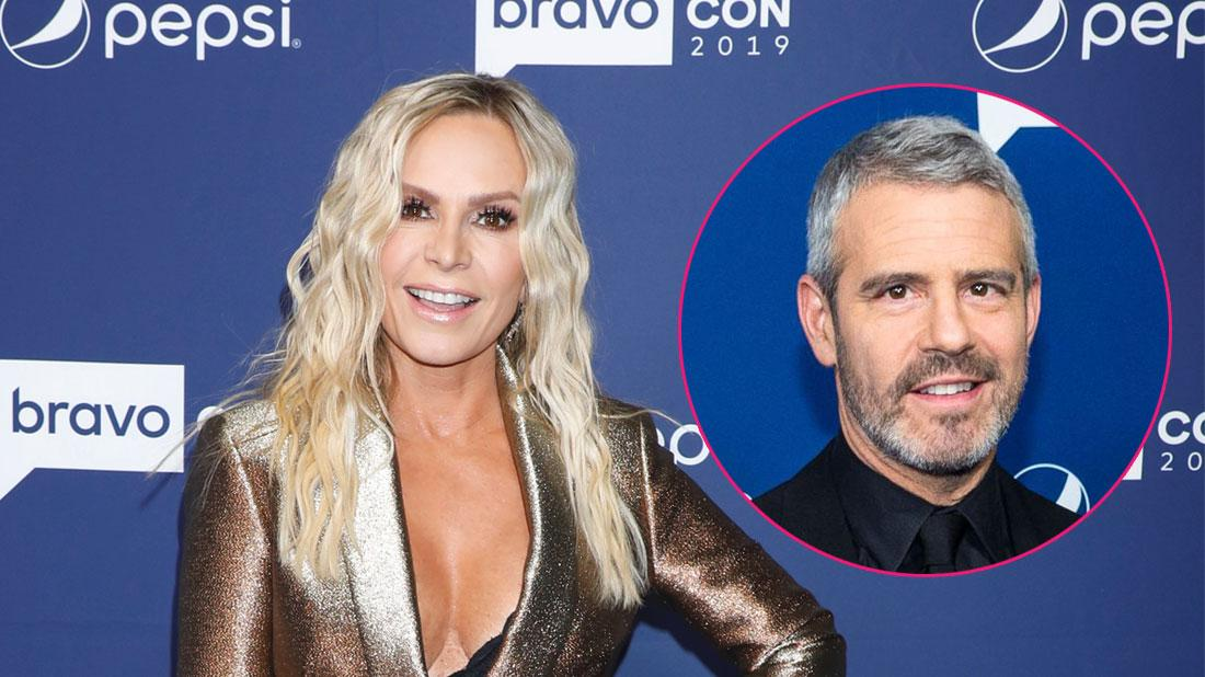 Radar Told You First! Andy Cohen Confirms 'RHOC' Star Tamra Judge Refused To Film Just 3 Episodes