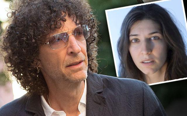 Howard Stern Daughter Emily Embarrassed