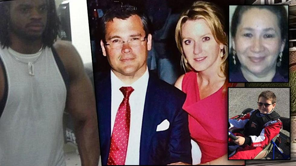 Washington D.C. Savopoulos Family Murdered, Latest Details – Suspect Identified, $40,000 Cash Delivered To Home