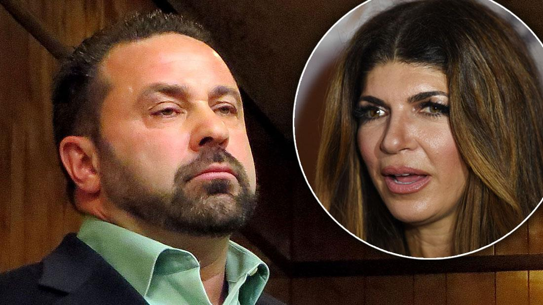 RHONJ Star Joe Giudice Demands To Return To US After Move To Italy