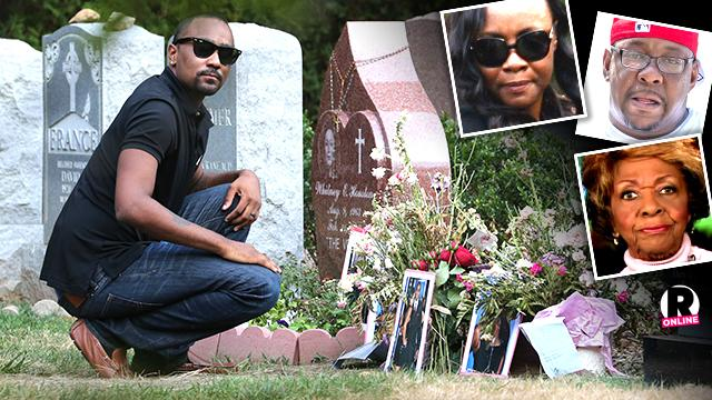 Nick Gordon Bobbi Kristina Brown Grave