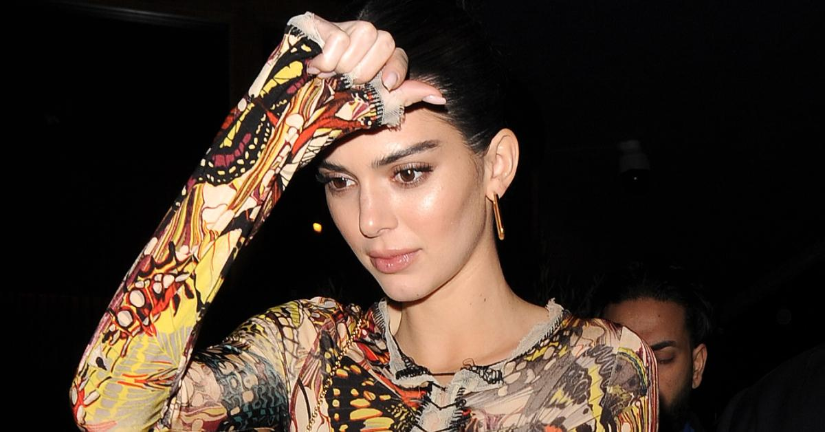 kendall jenner security pp