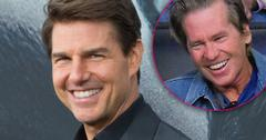 tom cruise cures val kilmer cancer scientology powers top gun 2