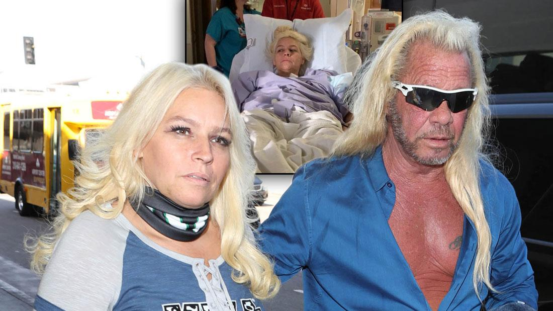 Dog The Bounty Hunter Shares Photo Of Beth In Hospital Amid Coma