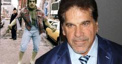 incredible hulk Lou Ferrigno hospitalized routine vaccine shot gone wrong