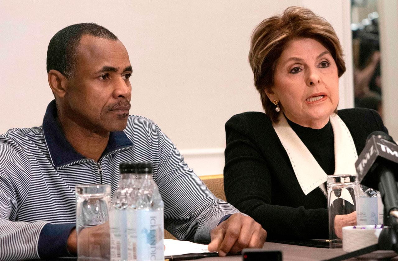 Gloria Allred Alleged Third R Kelly Sexual Abuse Tape