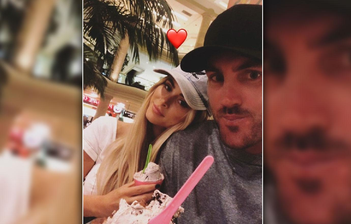 Amanda Stanton Shares Photo With Beau After Her Alleged Domestic Violence