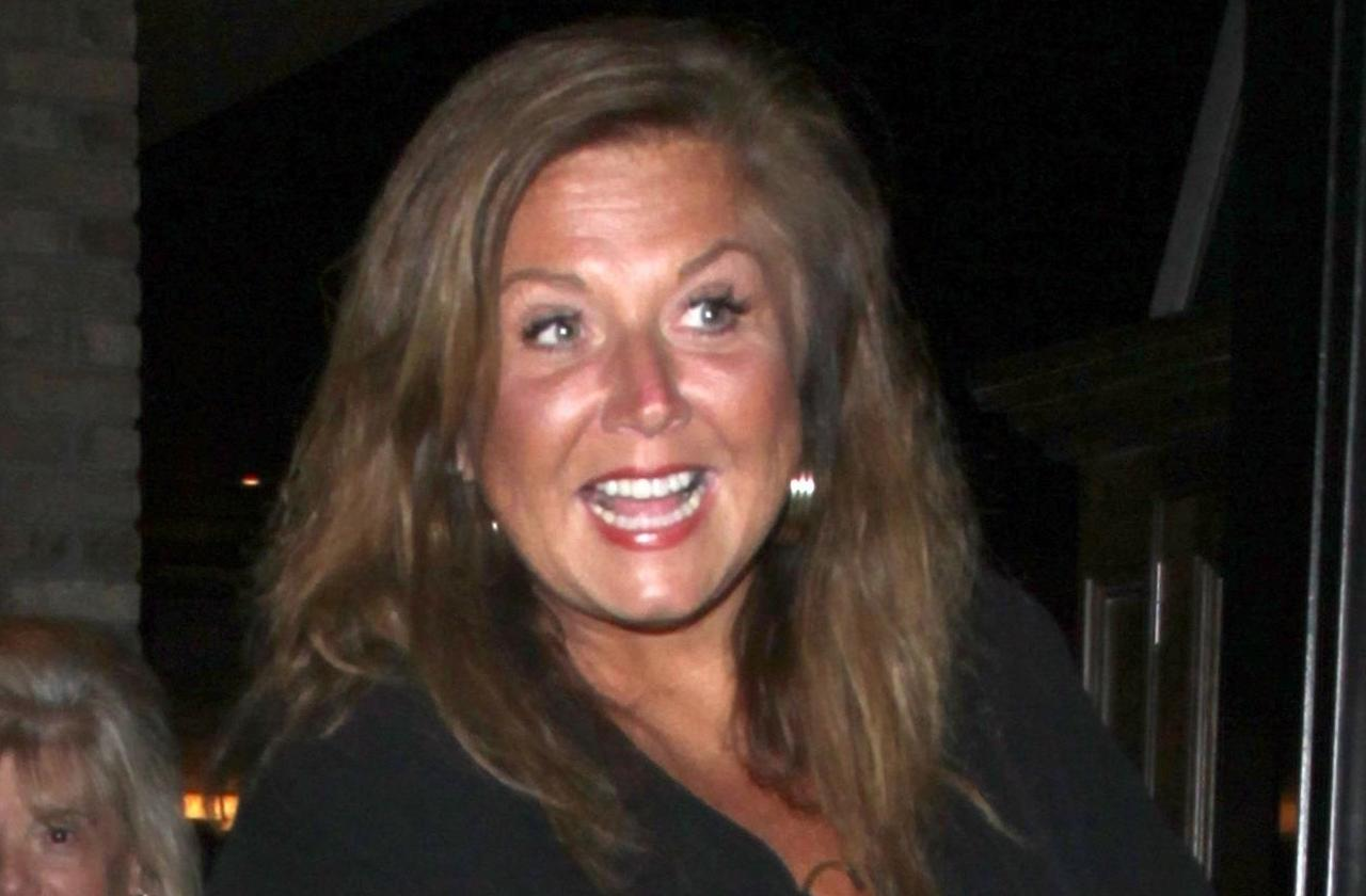 Abby Lee Miller Prison Release Halfway House