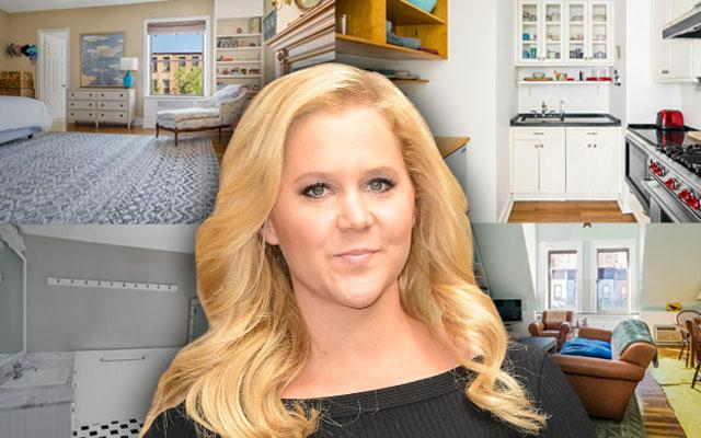 Amy Schumer Selling NYC Apartment