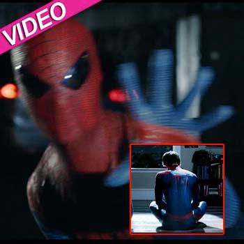 //amazing spider man preview yahoo