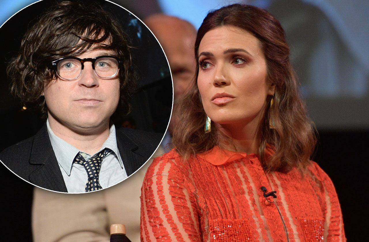 Mandy Moore Cries Unhappy Marriage Ryan Adams