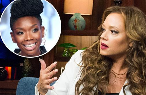 //brandy featured leah remini scientology and aftermath despite church denial pp