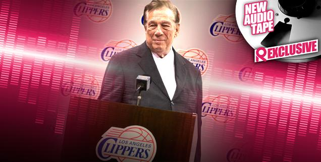 //donald sterling secret post scandal not a racist audio cant force sell la clippers exclusive  wide
