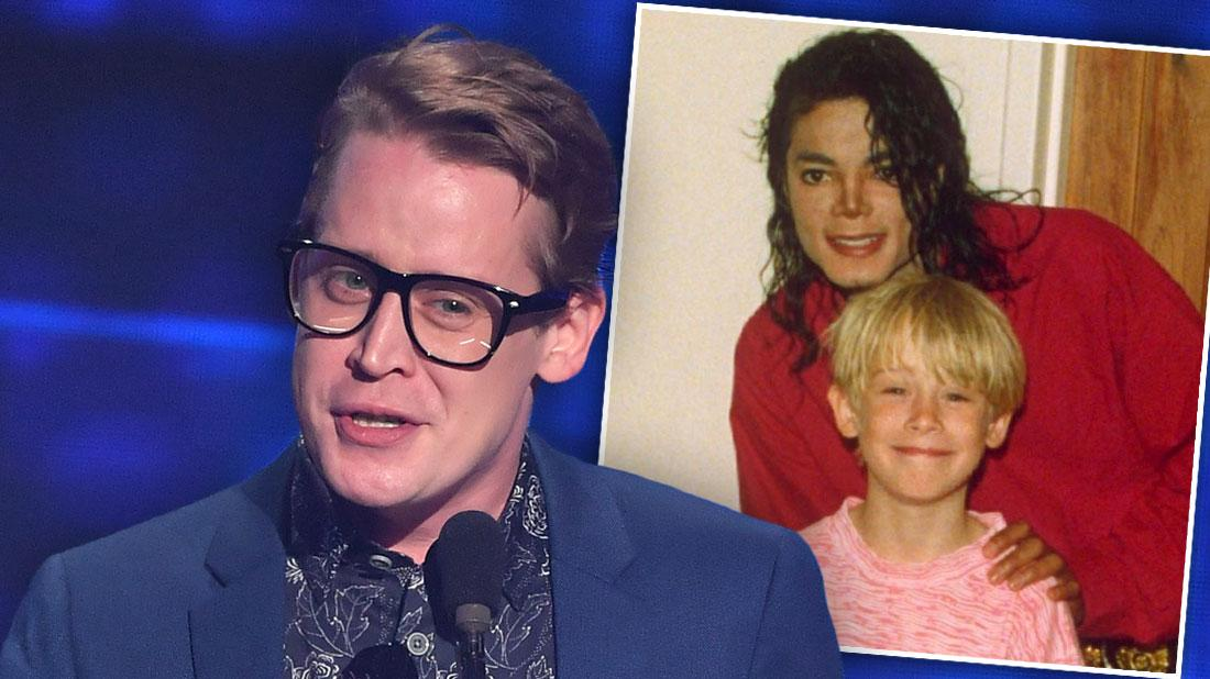 Macaulay Culkin Says He Would 'Speak Up' If Michael Jackson Sexually Abused Him