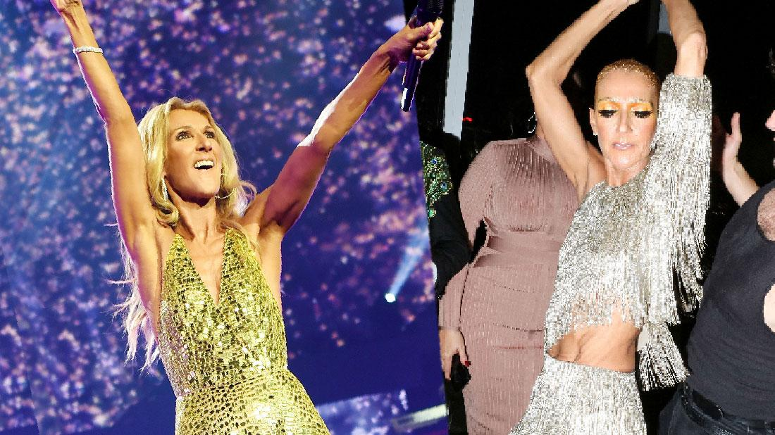 Celine Dion Ends Concert Residency Looks Scary Skinny