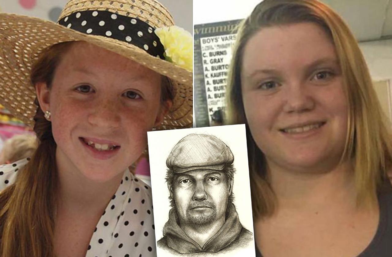 Indiana Teens Murders DNA Evidence FBI