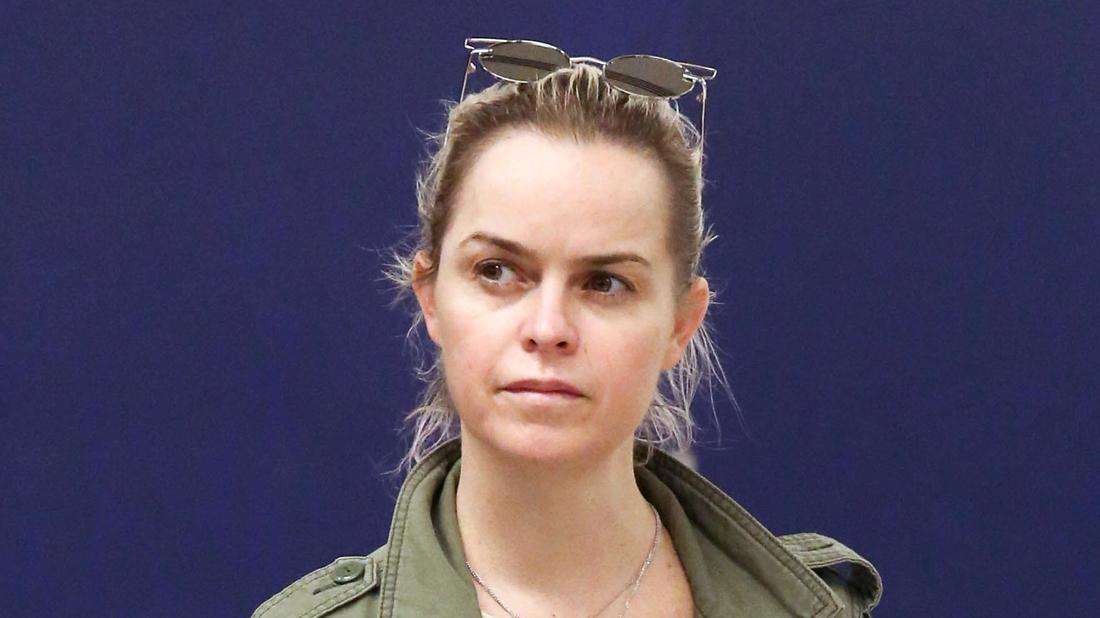 Taryn Manning Closeup