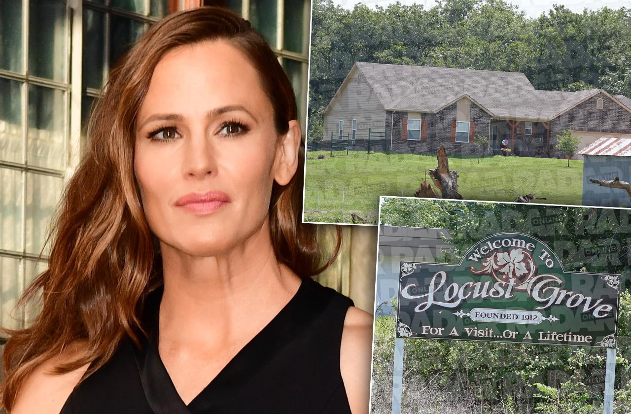 Inside Jennifer Garner's Oklahoma Heartbreak Hideaway