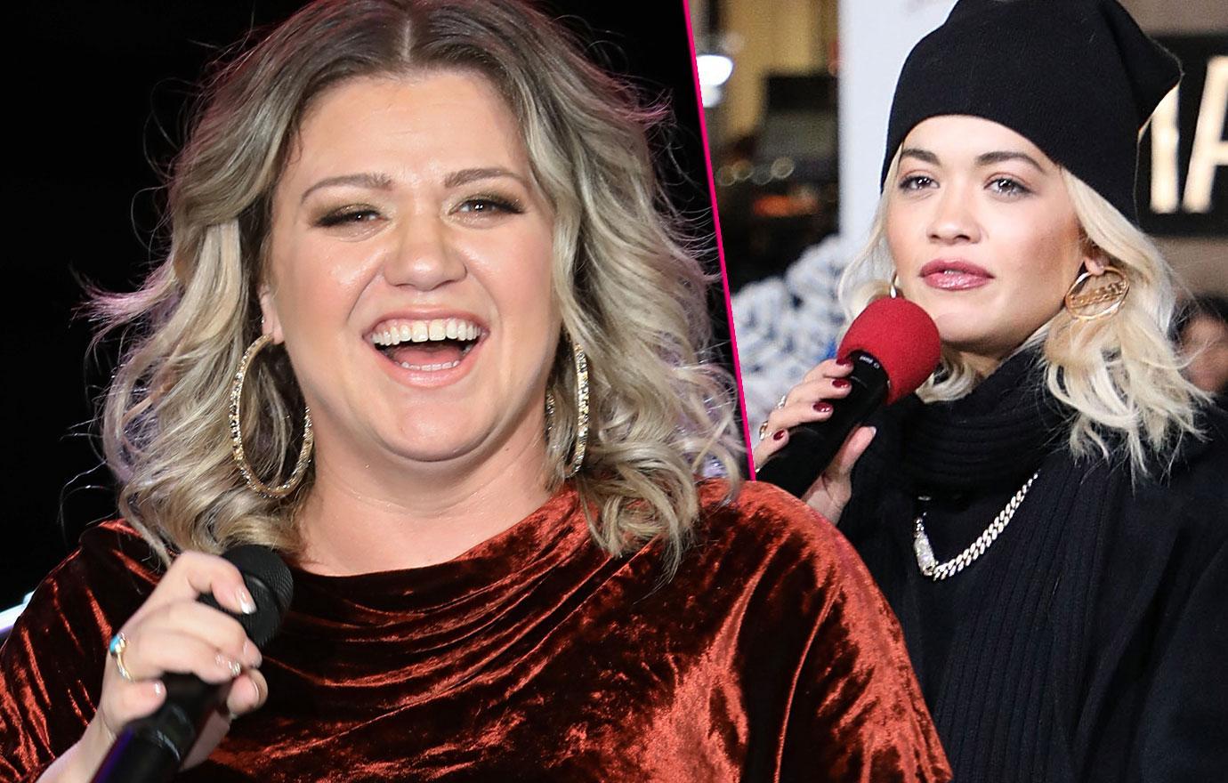 Rita Ora Slammed For Lip Sync But Kelly Clarkson Sang Live Macy's Parade