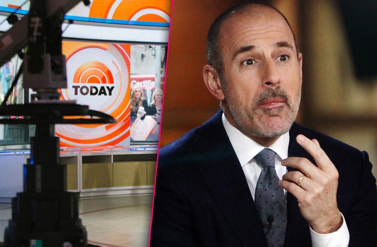 NBC Matt Lauer Sexual Harassment Investigation Details