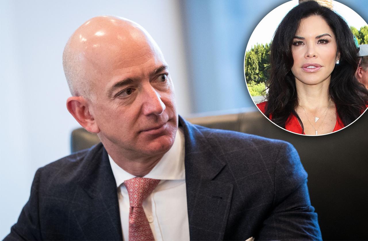 Jeff Bezos Mistress Lauren Sanchez Dick Pic