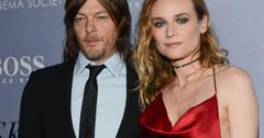 Diane Kruger Trades Racy Messages With Lover Norman Reedus