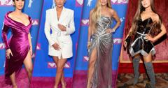 MTV VMA Awards 2018 Celebrity Red Carpet Arrivals