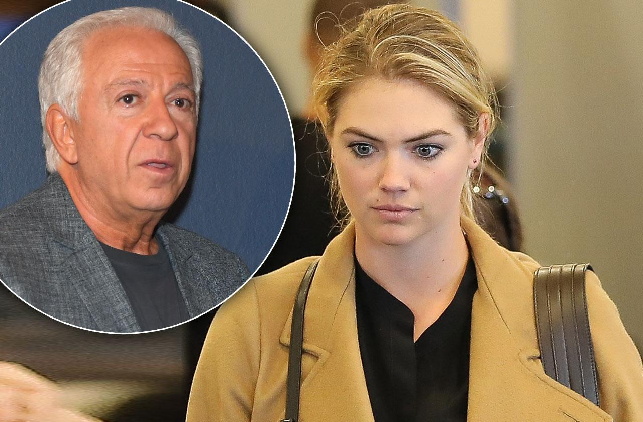 Kate Upton Sexual Harassment Guess Paul Marciano