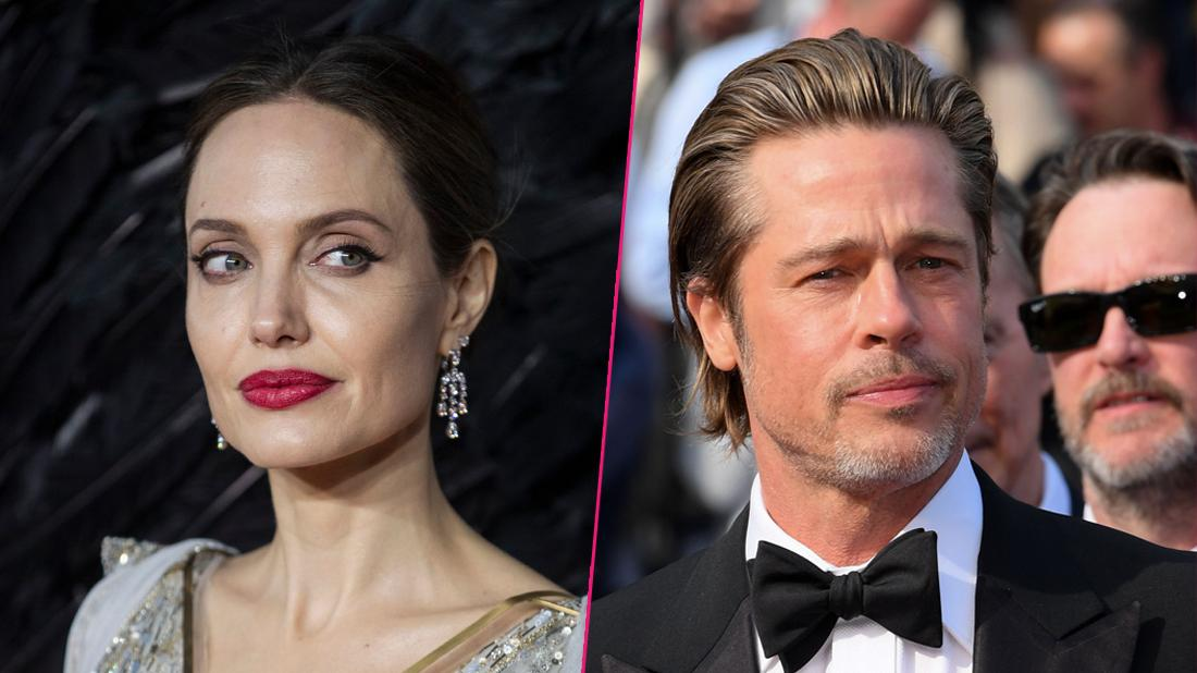 Angelina Disses Ex Brad, Says She Can't Move Abroad Since He 'Chooses' To Live In LA