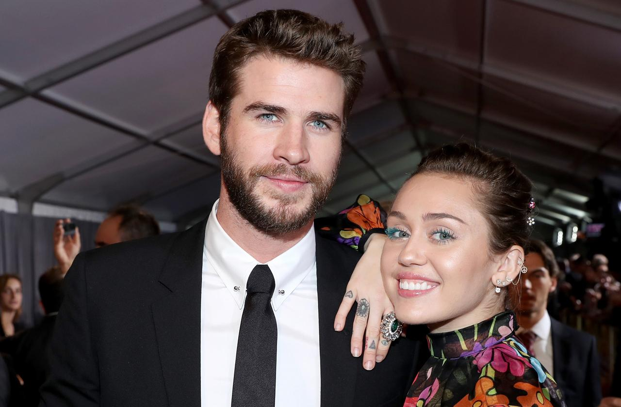 Miley Cyrus Dances After Marrying Liam Hemsworth In Surprise Wedding Ceremony