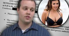 Josh Duggar Porn Star Sex Lawsuit Settlement