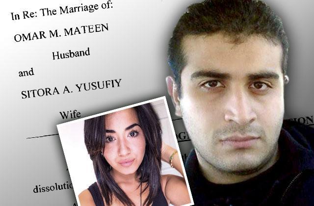 //Orlando shooting madman omar mateen divorce details revealed pp