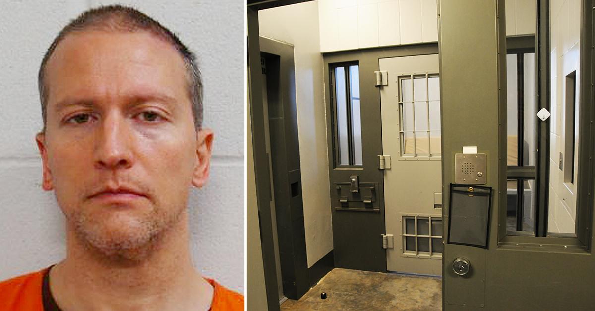derek chauvin no prison job administrative segregation murder guilty verdict r