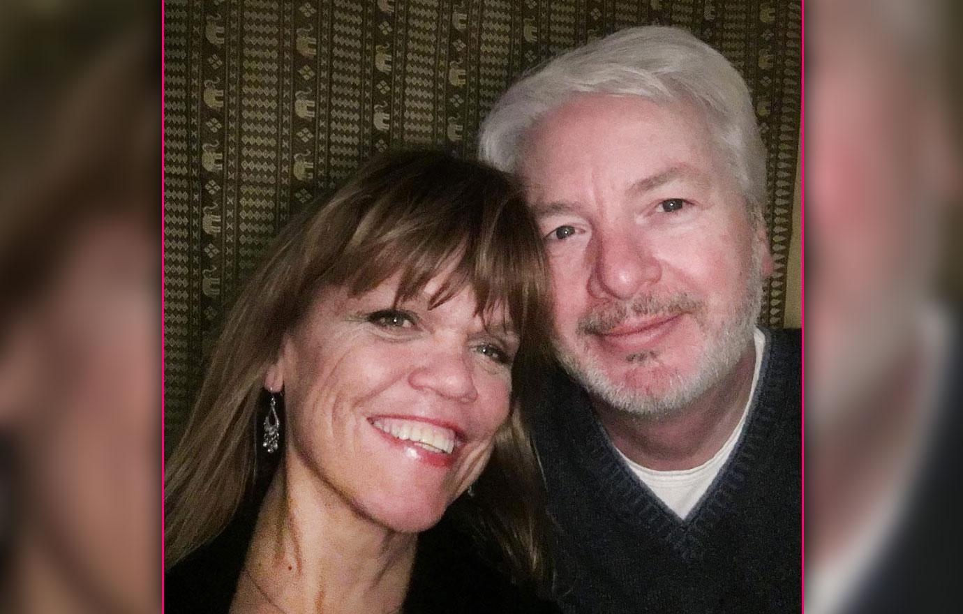 Amy Roloff Celebrates Boyfriend Chris Marek's Birthday