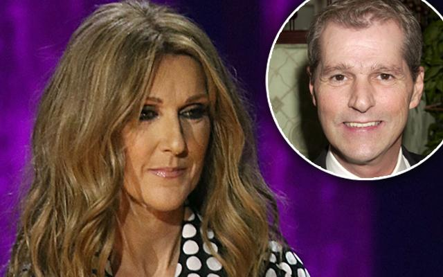 //celine dion brother dying cancer