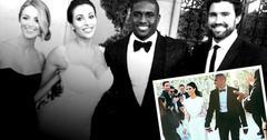 //brody jenner could care less step sister reggie bush wedding kim kardashian kanye west pp sl