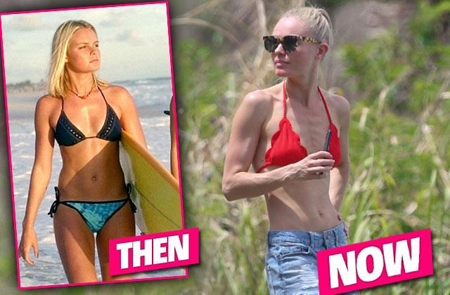 Kate Bosworth Bikini Super Skinny Blue Crush