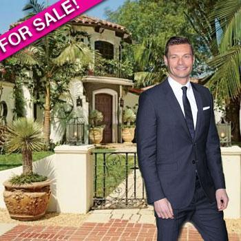 //ryan seacrest house for sale