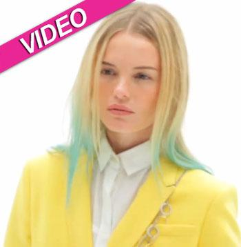 //kate bosworth blue hair