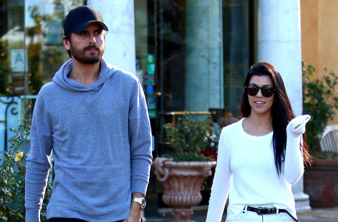 Kourtney Kardashian Scott Disick More Kids