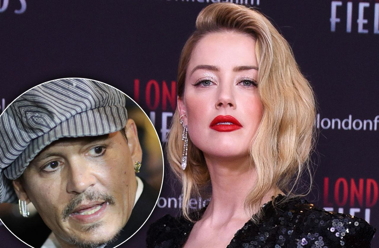 Amber Heard Shades Johnny Depp Female Lovers