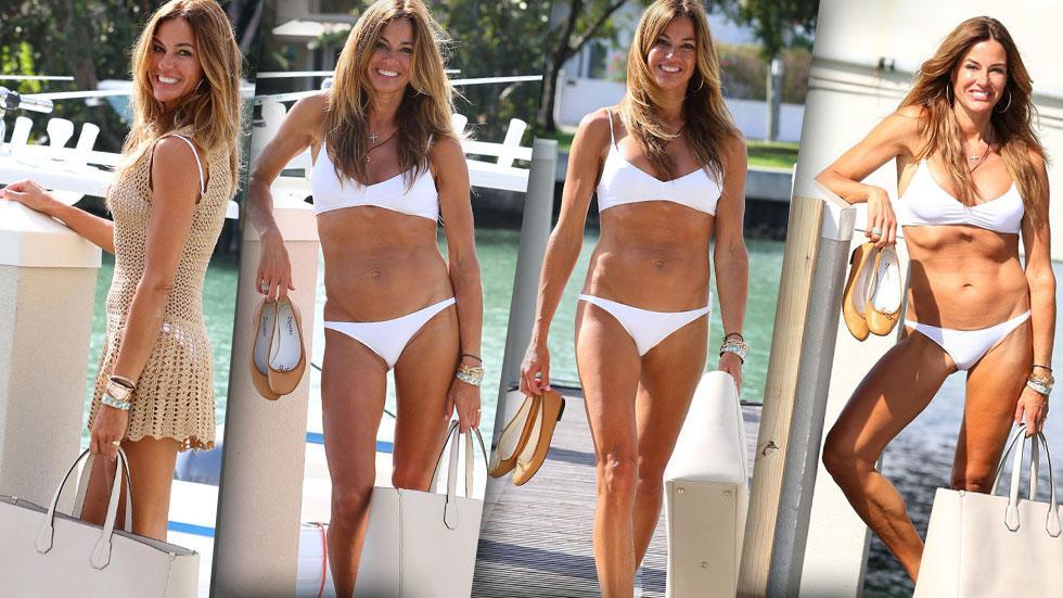 Kelly Bensimon Bikini Body