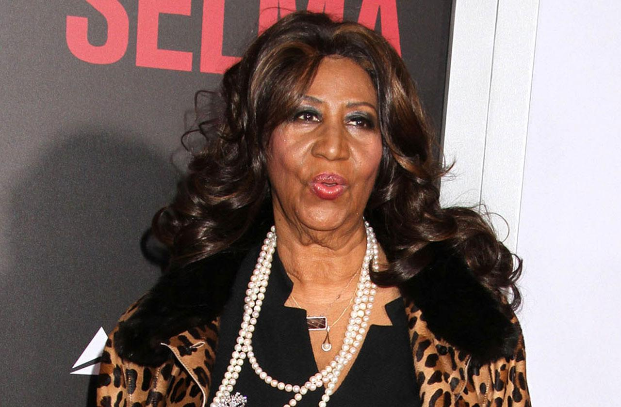 Aretha Franklin Hospice Care Cancer