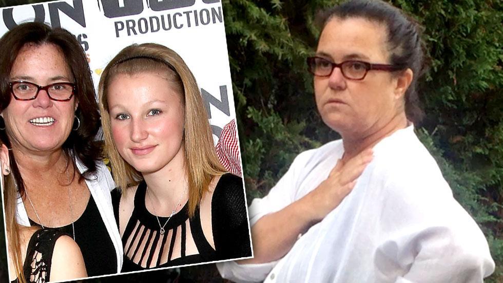 Rosie ODonnell Daughter Chelsea Found