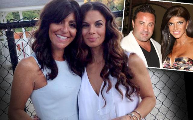 RHONJ Lesbian Couple Robyn Robyn Levy Christina Flores
