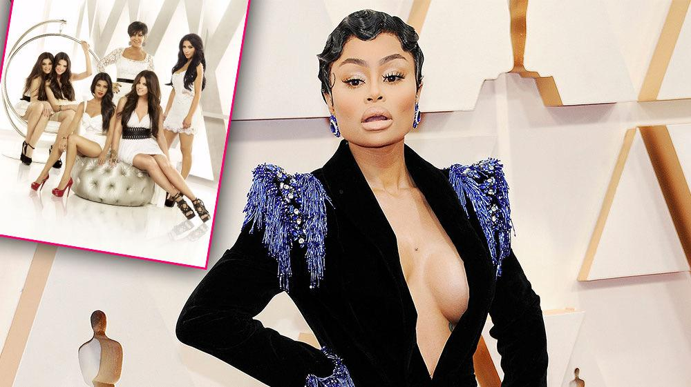 Blac Chyna's Lawsuit Against the Kardashian Family to Move Forward