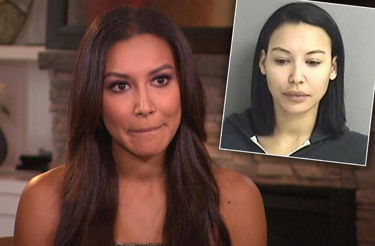 //naya rivera intoxicated during arrest pp